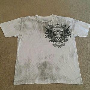 Affliction Other - Mens AXR Xzavier shirt sz XL NWOT Patron Saint