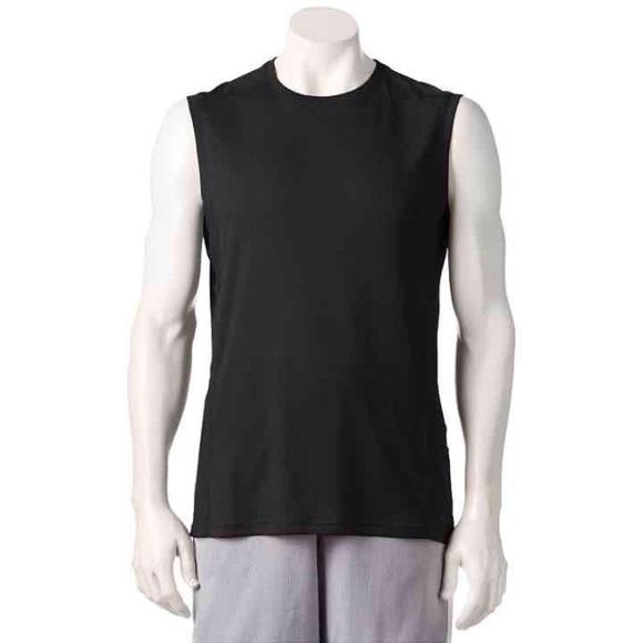 tek gear Shirts - 🆕 Tekgear Mens Athletic Sports Basketball Fitness
