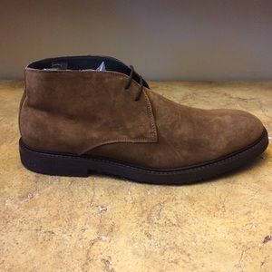 To Boot Other - To Boot New York Men's Brown Suede Ankle Boots