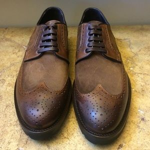 To Boot Other - To Boot New York Men's Brown Leather Shoes