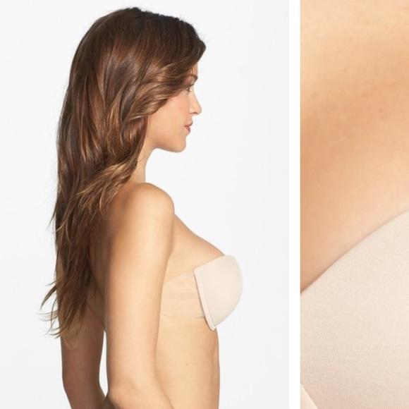 33b1332519bfa Nude Go Bare Ultimate Boost Backless Strapless Bra