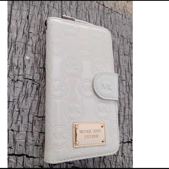 ?sold? Galaxy S7 Michael kors wallet case
