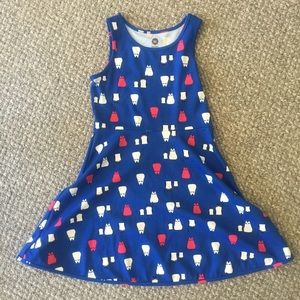 Other - Cat Printed Dress