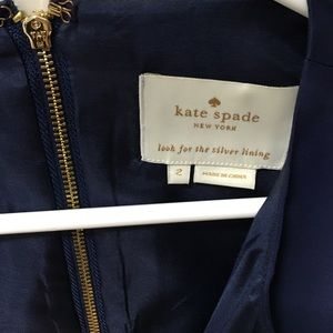 Kate Spade Dresses & Skirts - Kate spade navy shift dress