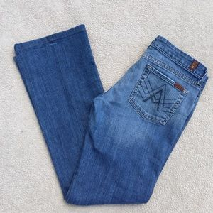 7 for all Mankind 'A' Pocket