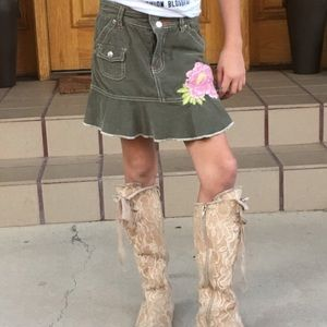 Mimi & Maggie Other - Mimi & Maggie corduroy skirt
