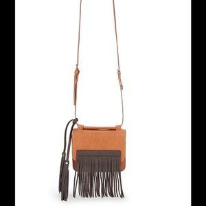 Urban Originals Handbags - Urban Originals Vegan Leather Crossbody Bag