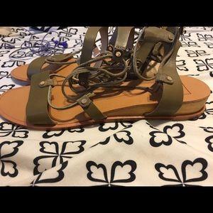 Dolce vita lace sandals