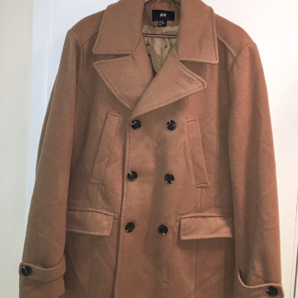 H&M - 🔎CLEARANCE🔍 H&M mens pea coat from Jorge's closet on Poshmark