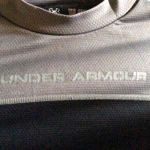 Under Armour Shirt Jr Boys