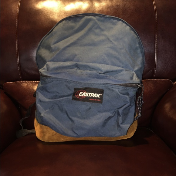 Eastpak Handbags - Vintage Eastpak Backpack
