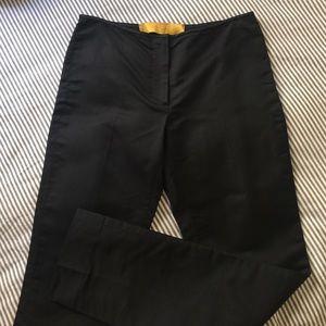 Lanvin Black Tuxedo Pants