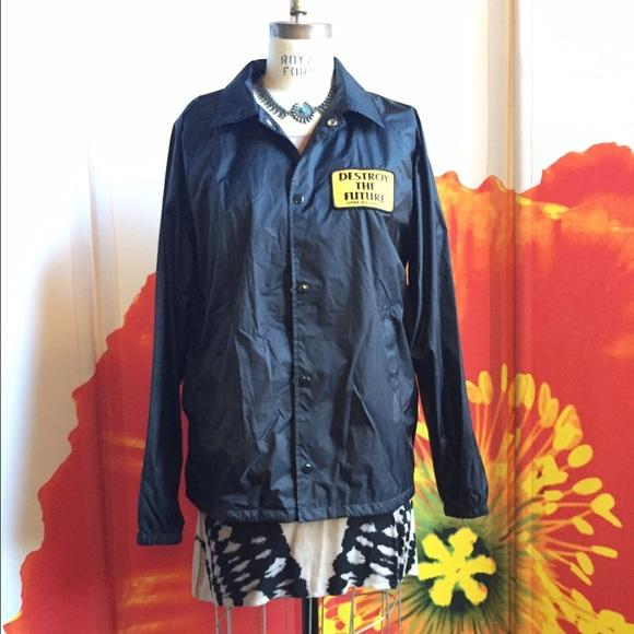 a9d2dc7fc34e6 Loser machine Jackets & Coats | Coaches Jacket | Poshmark