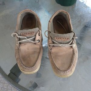 Sperry Top-Sider Shoes - Worn sperry's