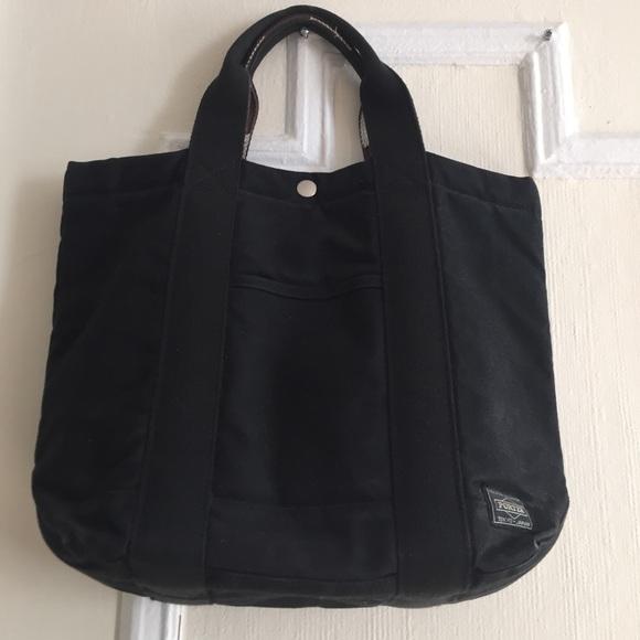 655d71909d45 Head Porter Handbags - Head Porter canvas tote