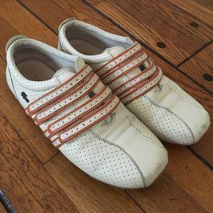 Lacoste Shoes | Vintage Lacoste Velcro
