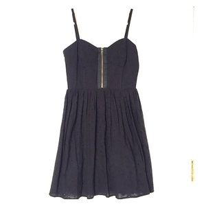 Topshop Dresses & Skirts - Black summer dress from Topshop