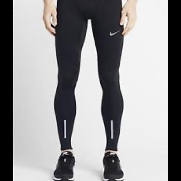 NWT Nike Dri-Fit Stay Warm Running Pants 3c3d852e9