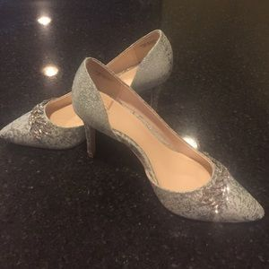 Jenny Packham Shoes - Jenny Pakham Baby blue pumps size 37 (UK 4)