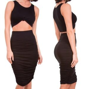 Dresses & Skirts - Double Lined Two Piece Set