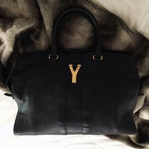 ADDITIONAL PICS Pt. 1: Black YSL Cabas Chyc