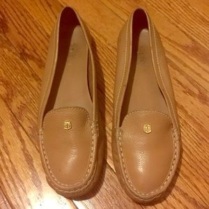 Talbots Shoes - Leather Driving Loafer