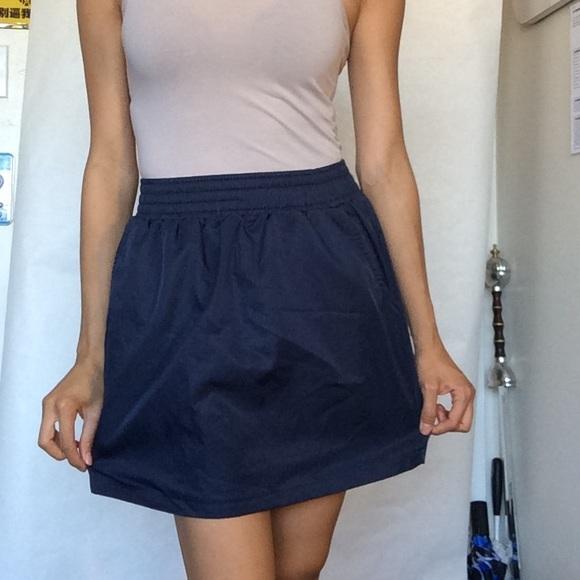 American Apparel Dresses & Skirts - Navy Blue American Apparel Skirt💙