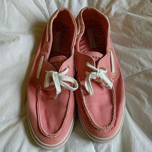 Sperry Top-Sider Shoes - Pink Sperry's