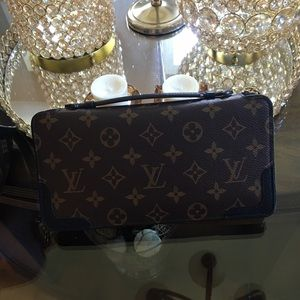 Authentic Louis Vuitton daily organizer