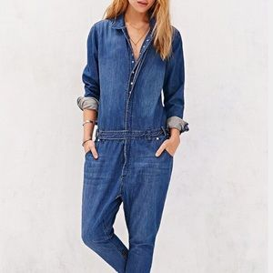 Urban Outfitters Pants - One Teaspoon Denim Utility Jumpsuit