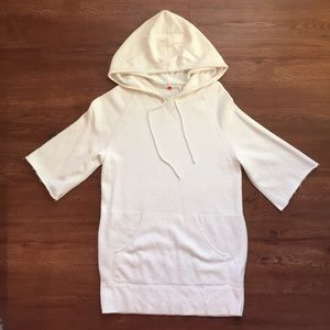 Uniqlo Tops - Cashmere blend hoodie