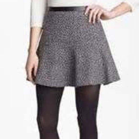 660170e72aa2 Hinge Skirts | New Tweed Skater Skirt | Poshmark