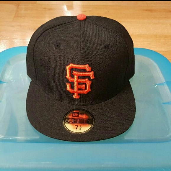 detailed look faace f2cd5 💯San Francisco Giants New Era Fitted Size 71 2🙋
