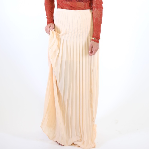 86 pinko dresses skirts pinko silk blush
