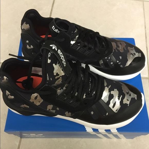 Adidas zapatos guía tubular poshmark en caja a estrenar