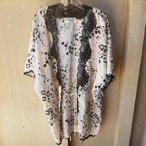 Dior Other - Christian Dior Cheetah Robe