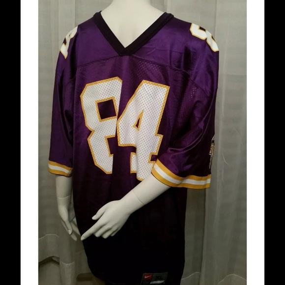 Vintage Randy moss Vikings jersey Nike sz  XL. M 57945bf17f0a054eb5057dc5 20508e69b
