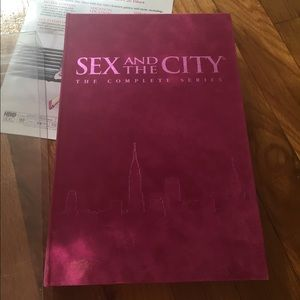 Sex in the city box sets