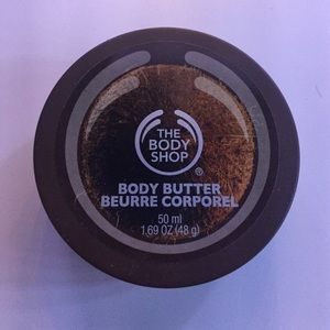 The Body Shop boby butter