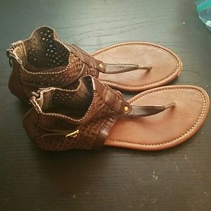 Kaii Shoes - Brown sandals