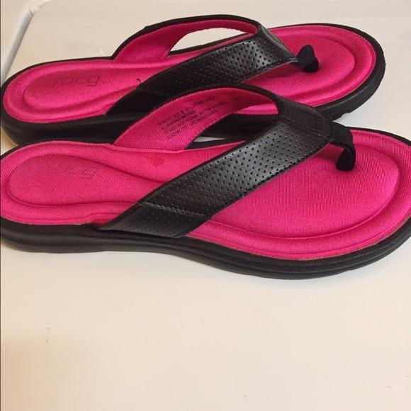 bcg Shoes   Bcg Memory Foam Flip Flops