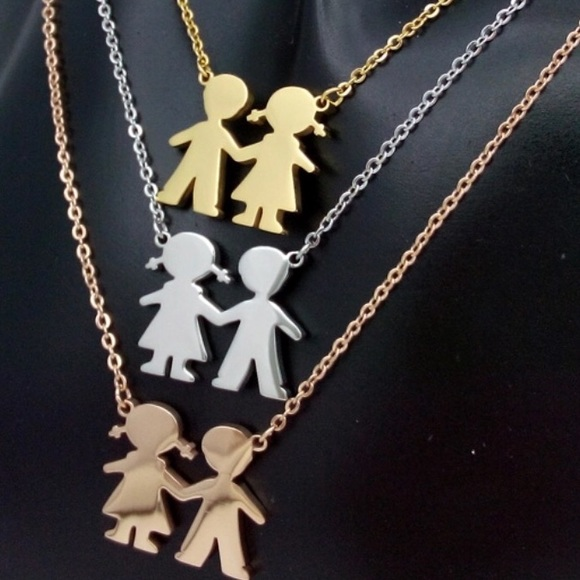 Jewelry just in boygirl gold pendant necklace poshmark m5794a94ef092825c2f05c498 aloadofball Images