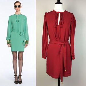 Diane von Furstenberg Dresses & Skirts - DVF Florane red dress. 100% silk