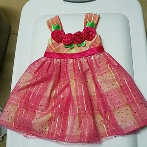 iris & ivy Other - Iris and Ivy Dress 18months NWOT