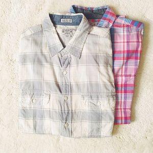 J. Crew Other - J. Crew | Madras button-down shirt