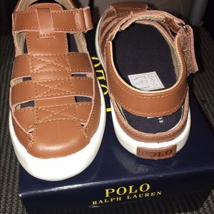 Polo by Ralph Lauren Other - Boys RL Sandals