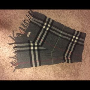 Burberry Accessories - Cashmere Burberry Scarf