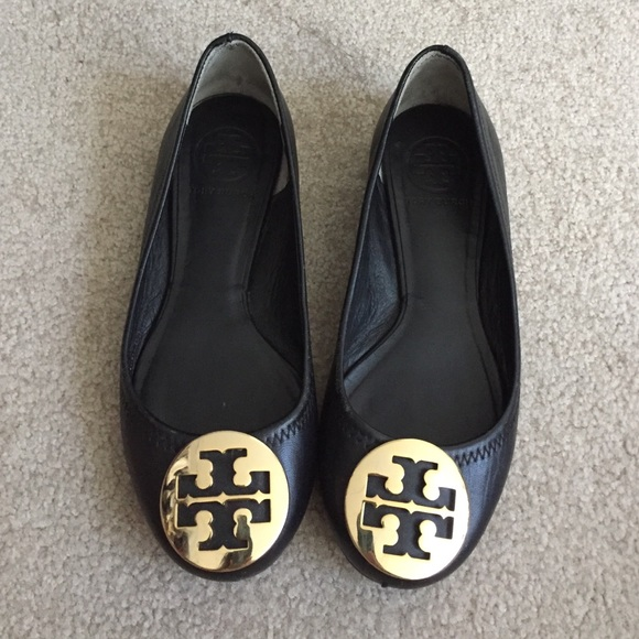 Authentic Tory Burch Flats Size 4.5