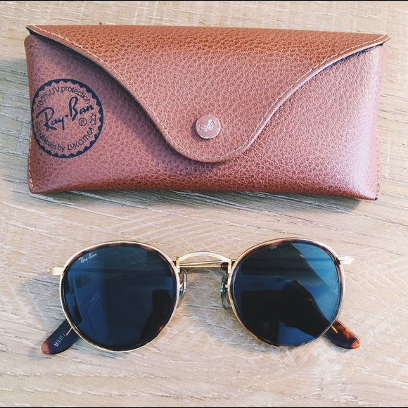 Ray Ban Vintage Limited Round W1675