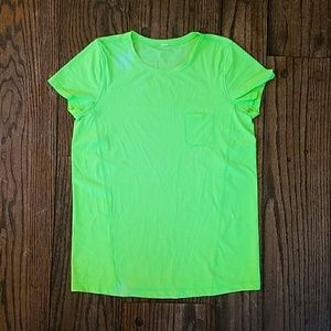 Lululemon running muscle tee